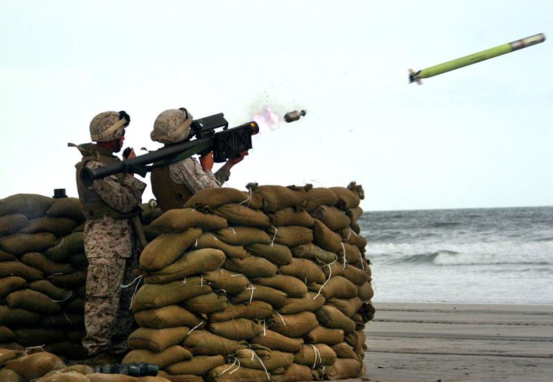 Dzięki zestawom Stinger tajwańscy żołnierze będą dysponować możliwością skutecznego zwalczania niskolecących celów powietrznych (na zdjęciu żołnierze USMC).