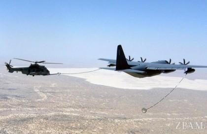 Problemy z wykorzystaniem A400M w roli samolotu tankowania powietrznego śmigłowców wymuszają na Francuzach zakup amerykańskich Super Herculesów.