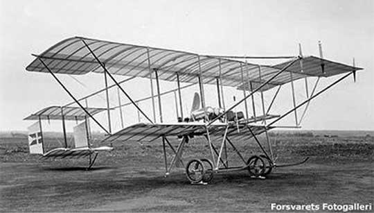 Początki argentyńskich sił powietrznych sięgają 1912 r