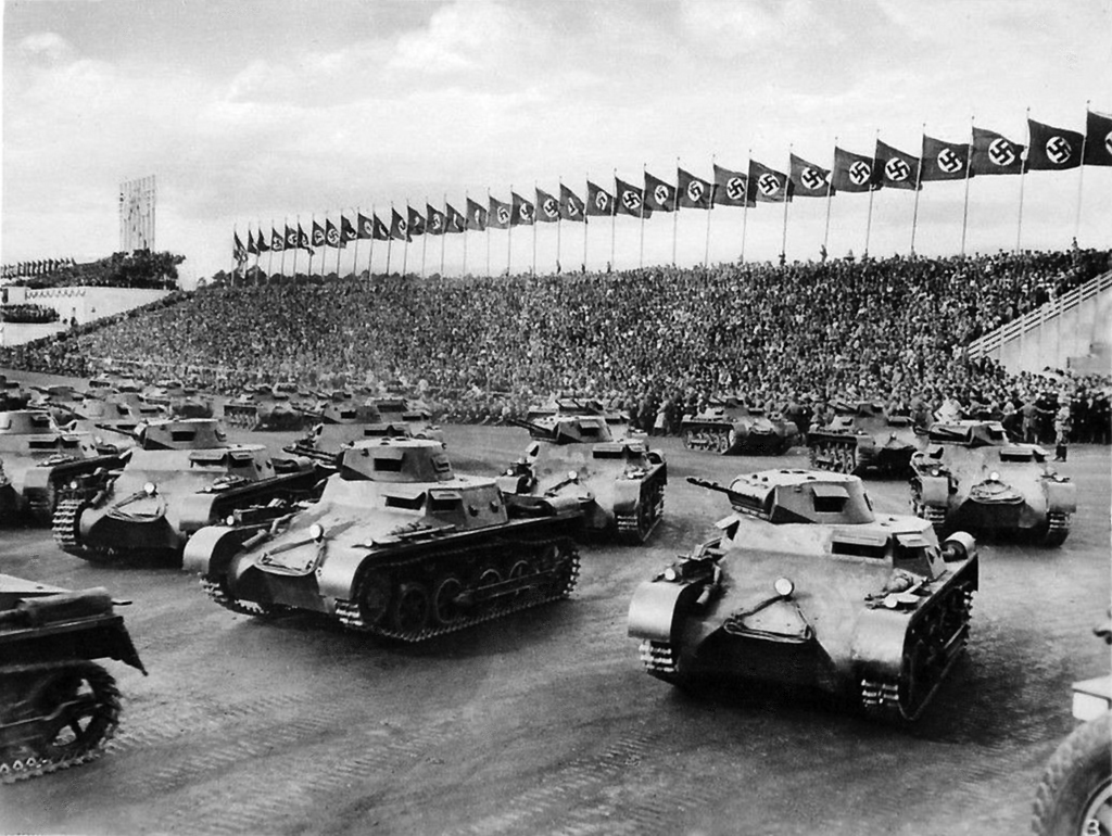 Powstanie niemieckich wojsk pancernych