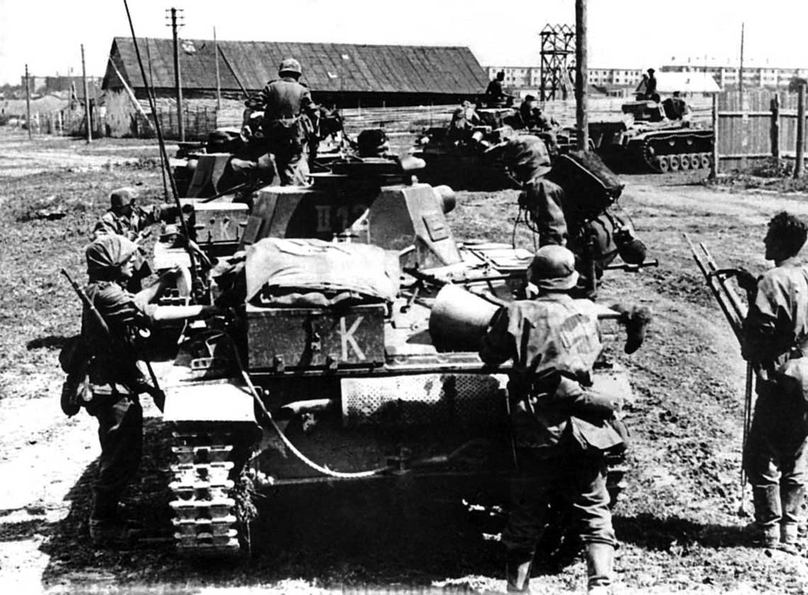 Niemieckie dywizje pancerne