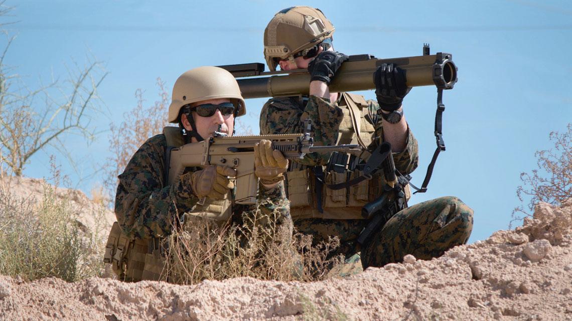 granatnik M72 firmy Nammo