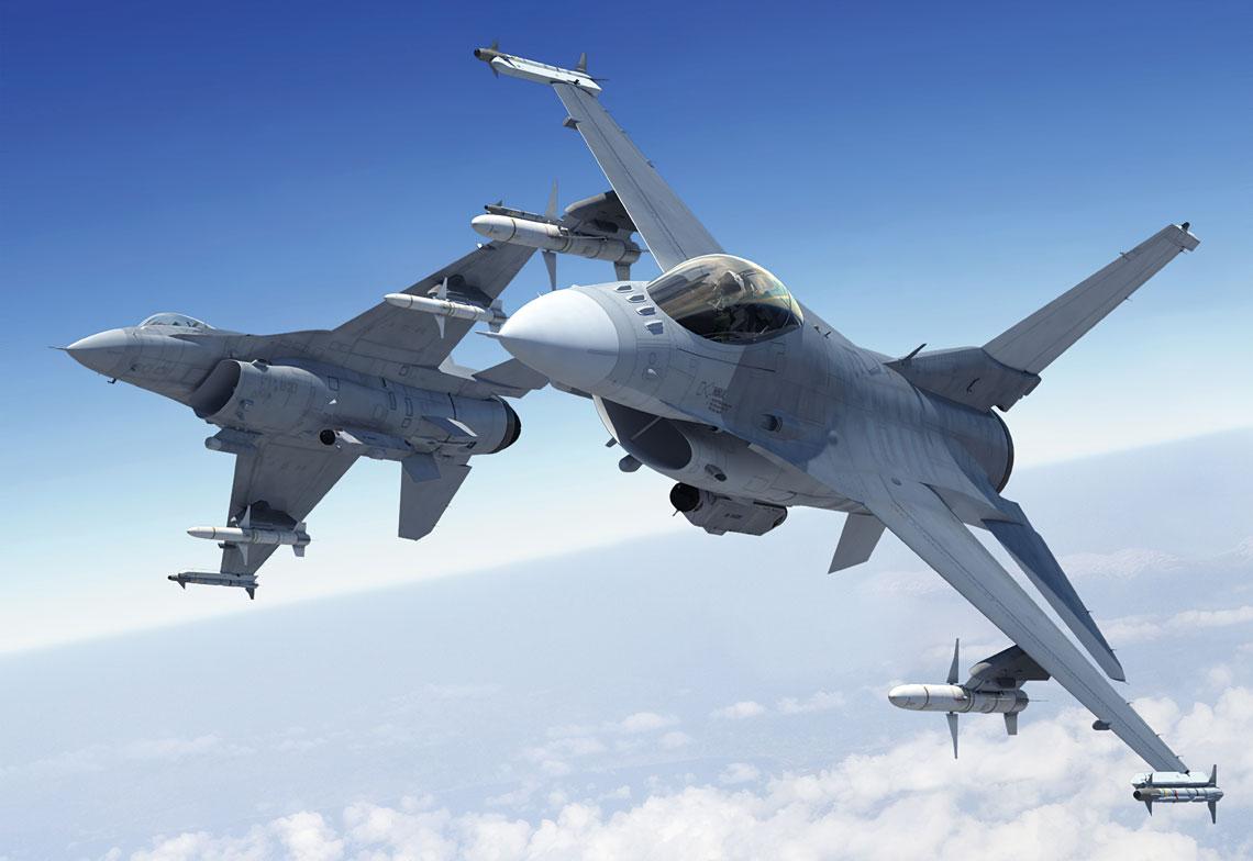 F-16V, czyli Viper wiecznie żywy