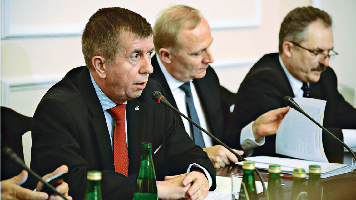 Michał Jach (ur. 23 września 1951 wŁomży) – polski polityk, wojskowy, menedżer, poseł na Sejm RP V, VII i VIII kadencji. Przewodniczący Komisji Obrony Narodowej.