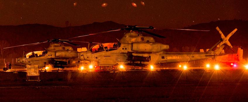 Kolejne fundusze na pakistańskie AH-1Z Viper