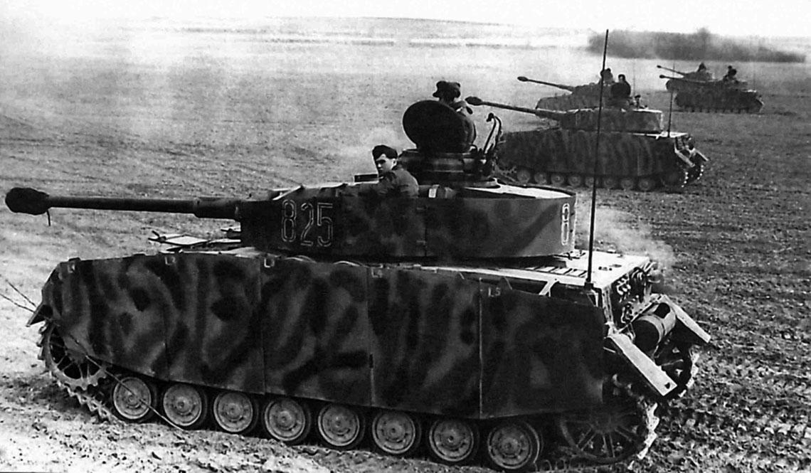 Ostatni rok Panzerwaffe