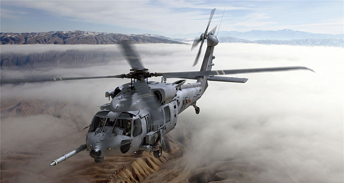 Black Hawk dla US Air Force