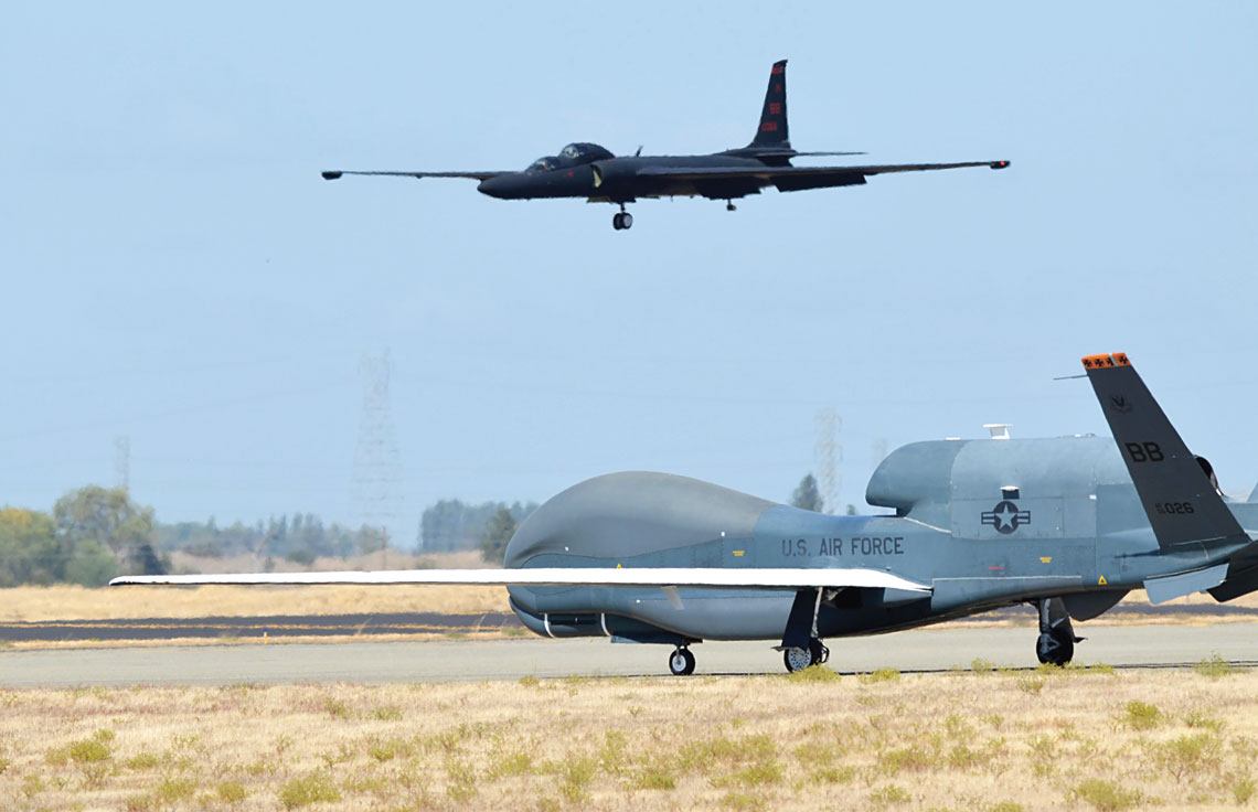 Następcy U-2 i Blackbirda