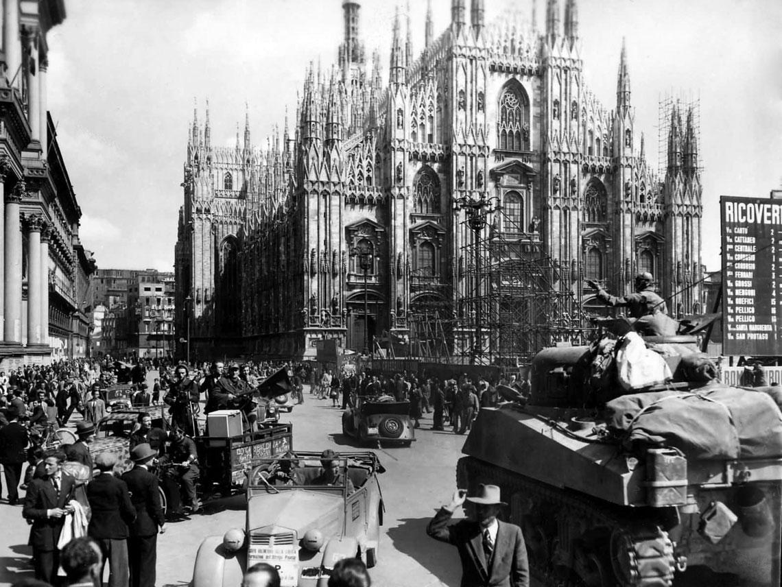 Ostatni rok kampanii włoskiej 1944-1945