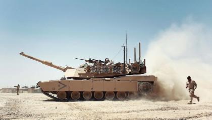 Po raz pierwszy w programie EDA znalazły się czołgi M1A1 Abrams – pięć wozów być może przejmie Maroko.