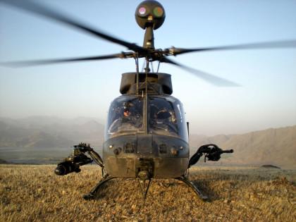 Chorwaci, dzięki programowi EDA, przejmą 16 śmigłowców OH-58D Kiowa Warrior wraz z zapleczem szkolno-treningowym.