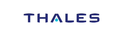 Logo firmy Thales
