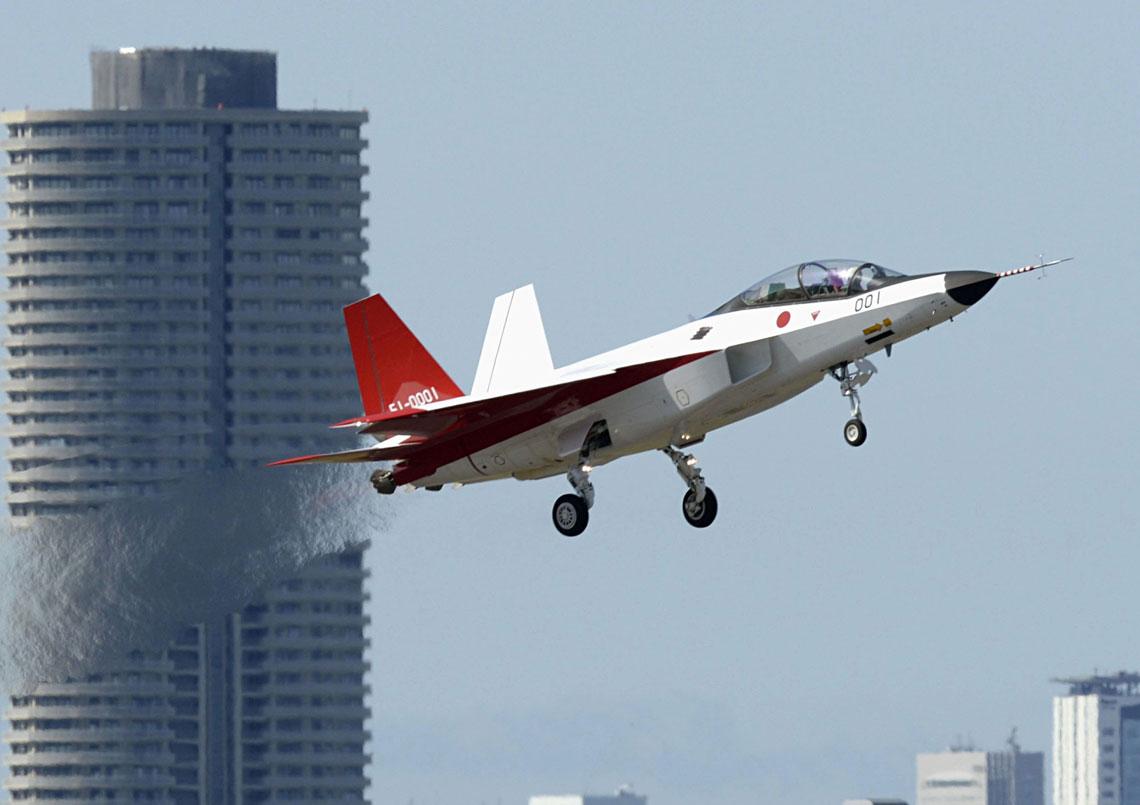 Shinshin, Mitsubishi X-2