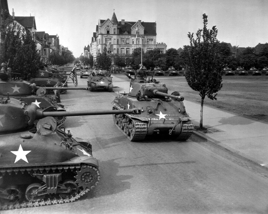 Działania US Army w Niemczech