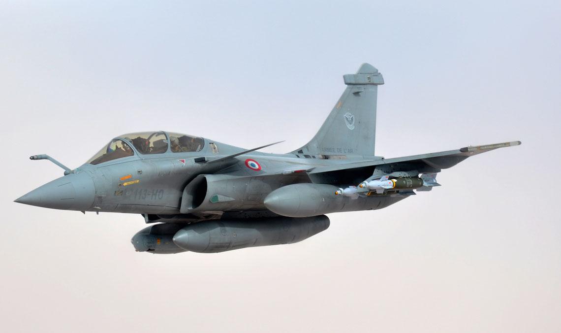 Francja w nowej sytuacji polityczno-militarnej na świecie