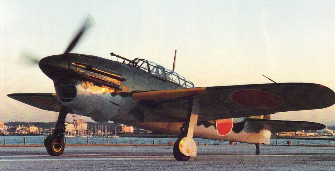 Suisei Model 11 (D4Y1; nr ser. 4316) znaleziony na wyspie Yap na Karolinach w 1972 r. Po sprowadzeniu do Japonii i odrestaurowaniu samolot został przekazany do Yasukuni Jinja no Yushukan w Tokio, gdzie jest eksponowany do dziś.