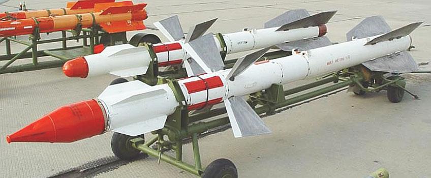 Vympel-R-27R+R-27T-1S