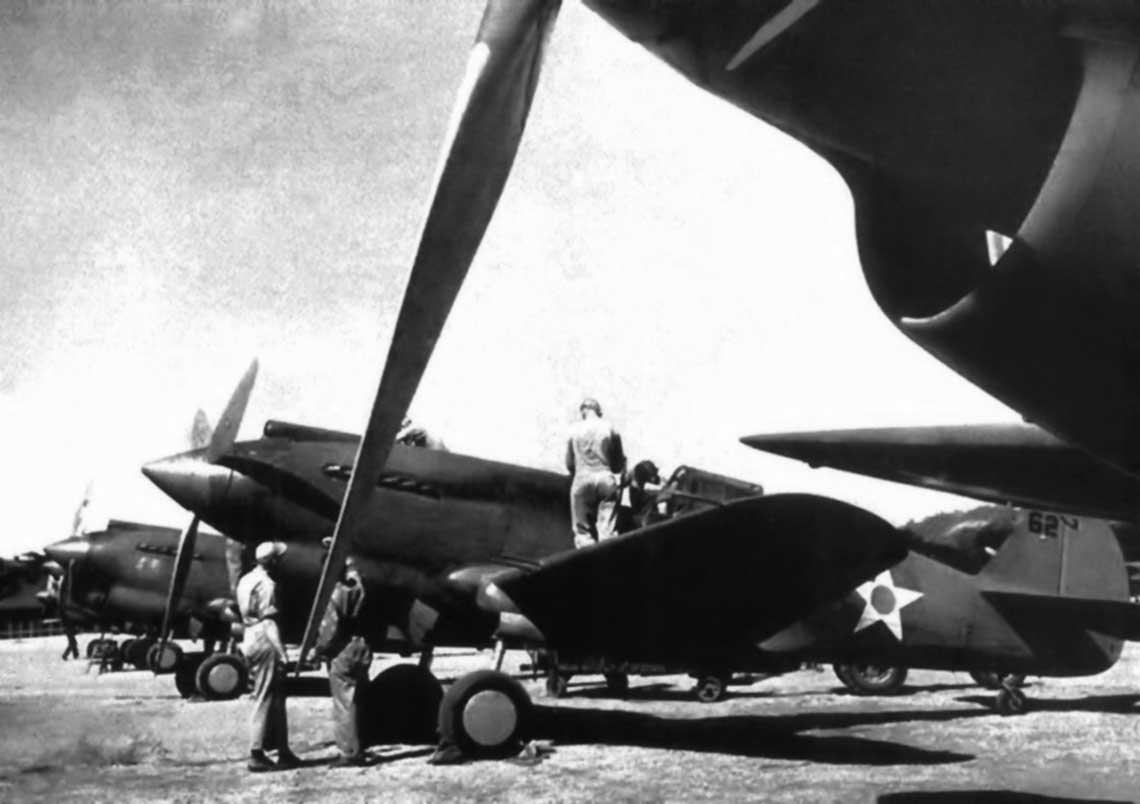 Fatalny dzień. Klęska amerykańskiego lotnictwa na Filipinach 8 grudnia 1941 r.