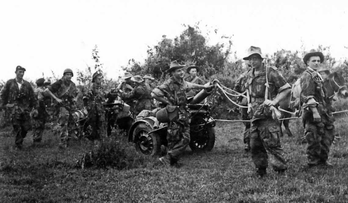 Francuska wojna w Indochinach 1945-1954