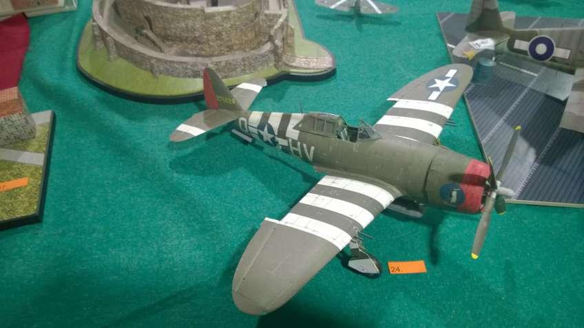 model P-47 Thunderbolt