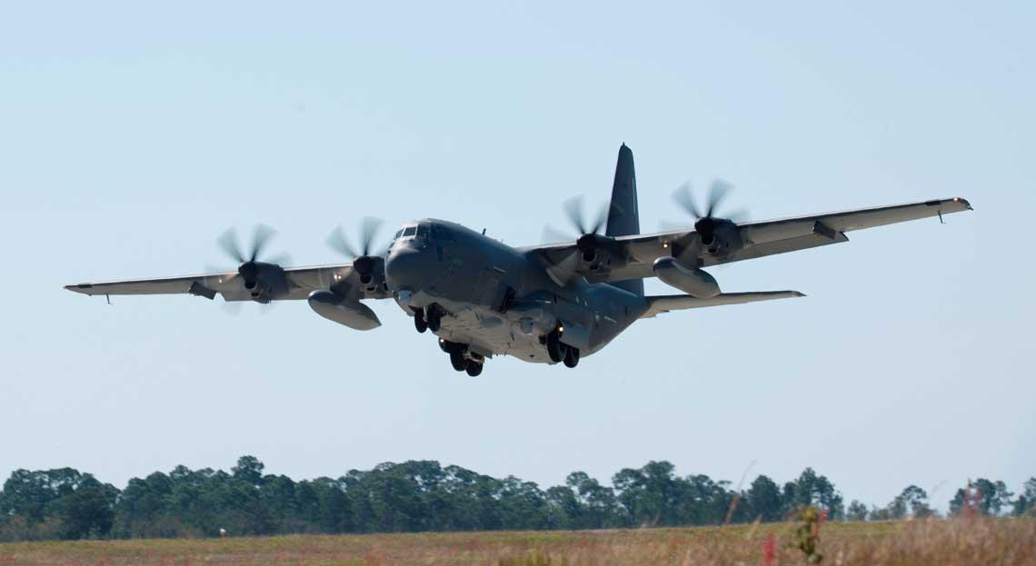 Lockheed Martin AC-130J Ghostrider