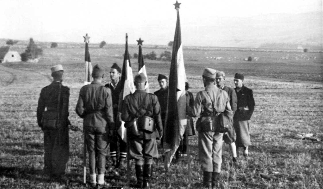 Wojna w Jugosławii 1942-1945
