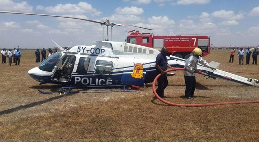Bell-206-należący-do-kenijskiej-policji