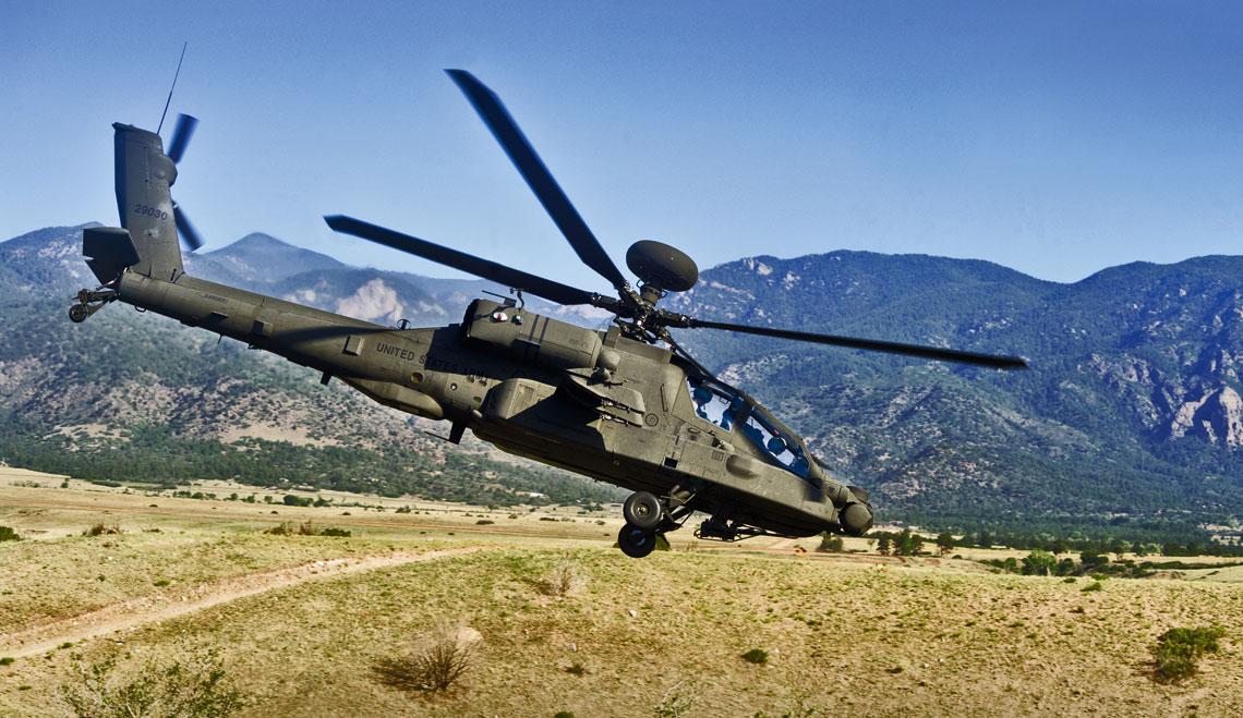AH-64E Apache Guardian. Wojownik dwudziestego pierwszego wieku
