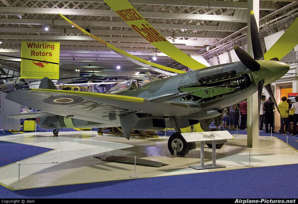 Muzeum Royal Air Force wHendon