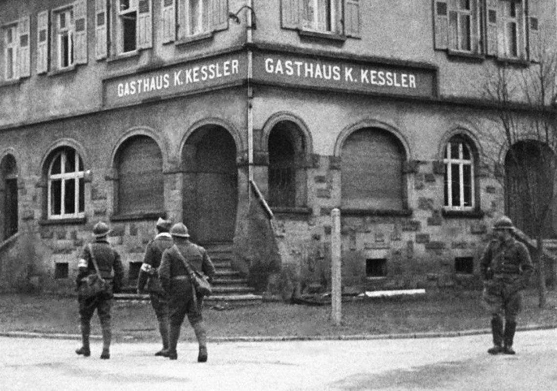 Zagłębie Saary, czyli francuska ofensywa w 1939 r.
