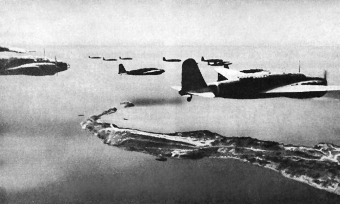 Fatalny dzień. Klęska amerykańskiego lotnictwa na Filipinach 8 grudnia 1941 r. cz.2