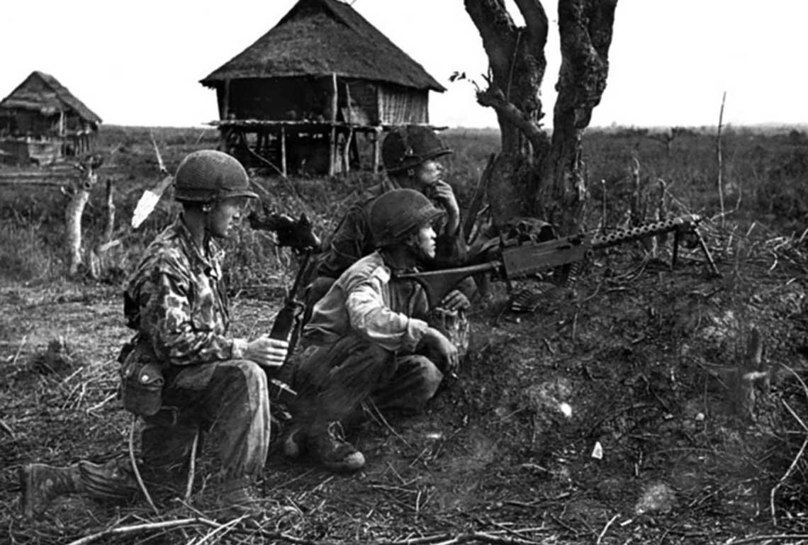 Francuska wojna w Indochinach 1945-1954 cz.3
