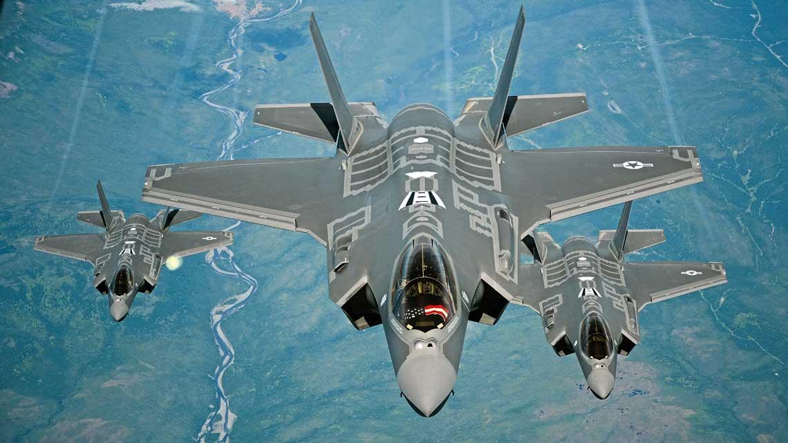F-35A osiągnął gotowość operacyjną. 2 sierpnia dowództwo USAF ogłosiło osiągnięcie wstępnej gotowości operacyjnej przez pierwszy dywizjon USAF uzbrojony wsamoloty F-35A Lightning II.