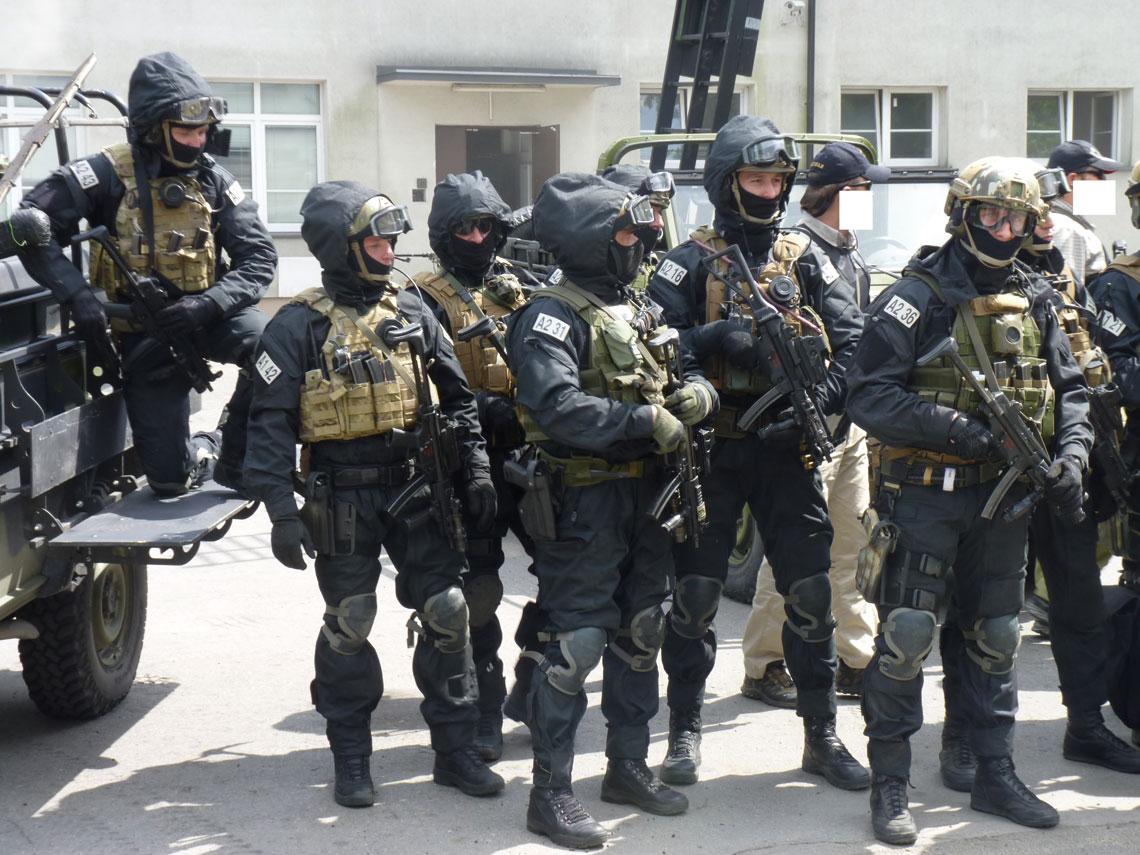 Rozwój polskich Wojsk Specjalnych