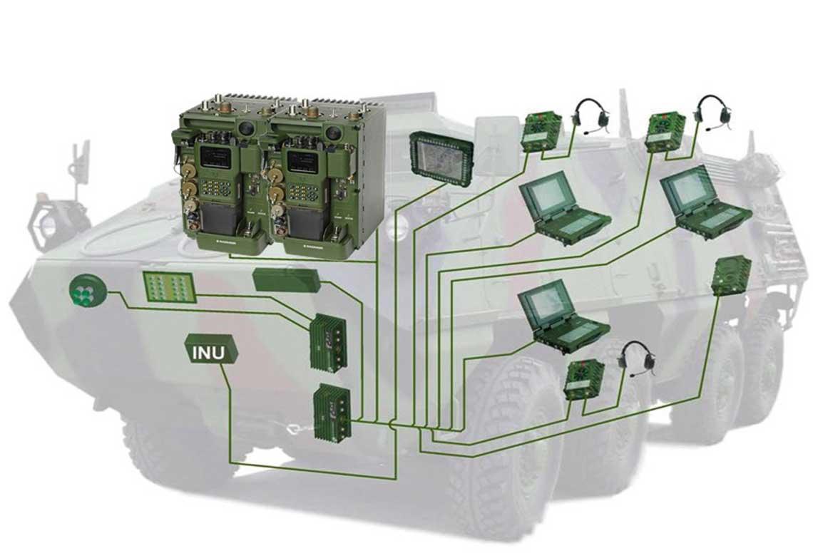 COMP@N elastyczny system łączności