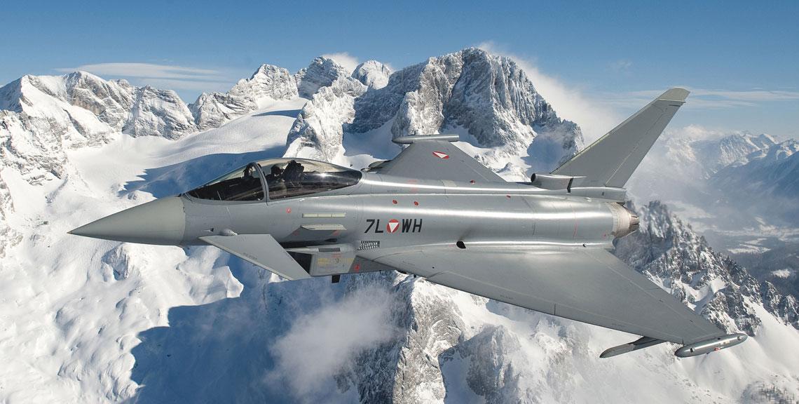 Eurofighter wyjątkowa platforma