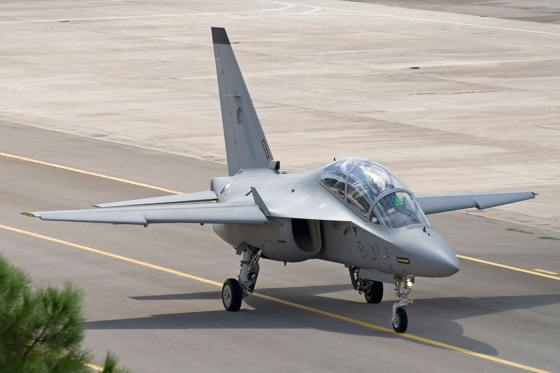 M-346 Master – nowy samolot szkolno-treningowy dla Sił Powietrznych