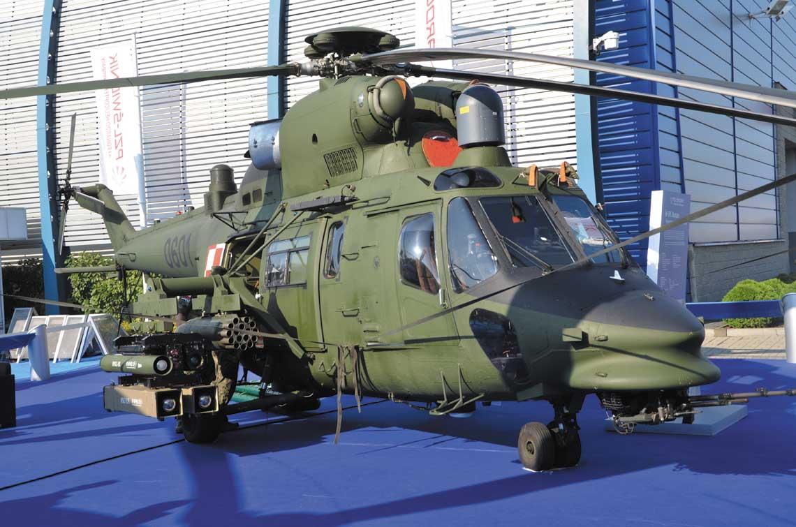 XXIV MSPO. Samoloty, śmigłowce i bezzałogowce
