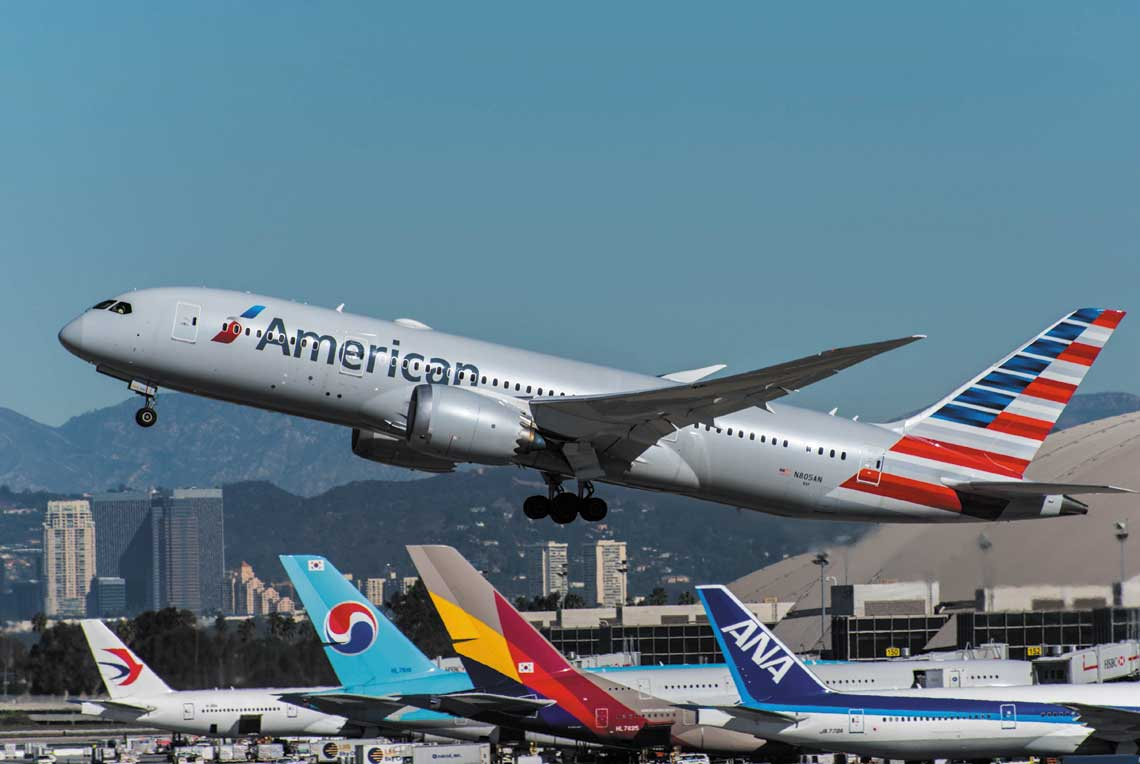 Długoterminowe prognozy rynku lotniczego