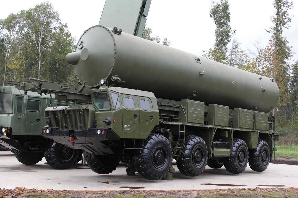 Radzieckie i rosyjskie systemy przeciwrakietowe trzeciej generacji