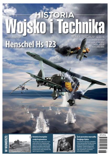 Okładka Wojsko i Technika – Historia numer specjalny 6/2016