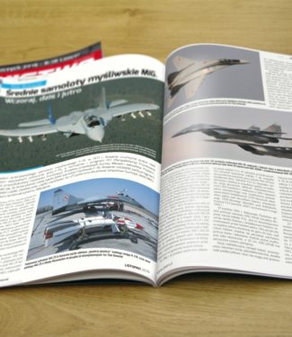 Lotnictwo Aviation International 11/2016