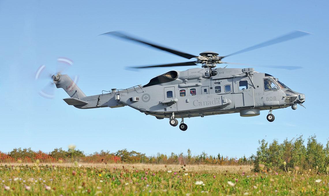 Obecnie w Kanadzie jest dziewięć CH-148, które są własnością Canadian Forces. W kolejnych latach mają być sukcesywnie modyfikowane do docelowego standardu Block 2, zaś w 2018 r. planuje się rozpoczęcie dostaw maszyn w pełni zgodnych ze skorygowanymi wymaganiami.