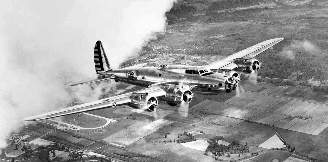 Zatrzymać Japończyków! Amerykańskie ciężkie bombowce w początkowym okresie wojny naDalekim Wschodziev