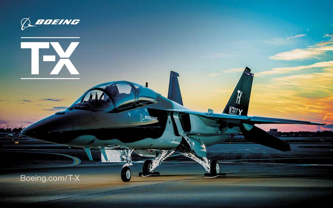 Nowy samolot szkolny dla USAF
