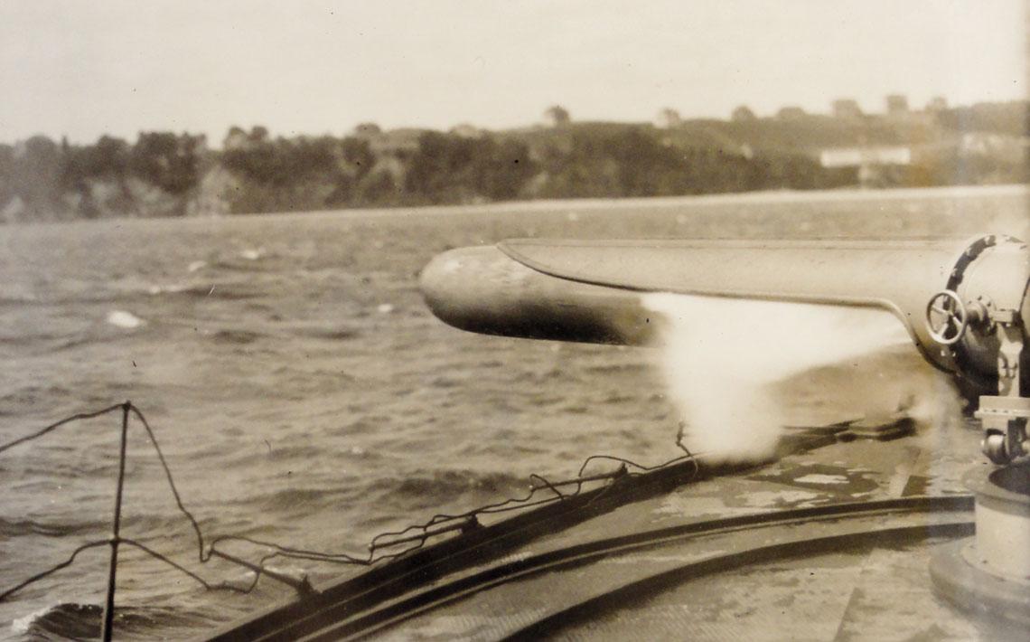 Fot. zbiory Muzeum Marynarki Wojennej