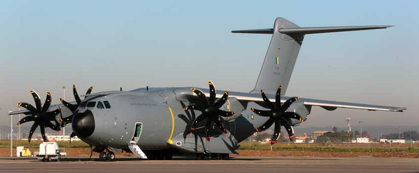 Samolot A400M Atlas