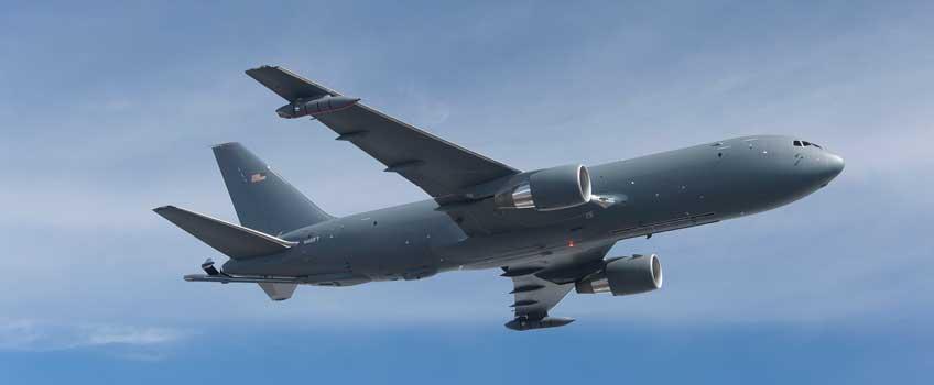 Wielozadaniowy samolot tankowania powietrznego KC-46A Pegasus