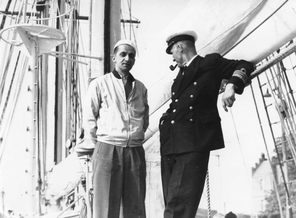 Jerzy Pertek – piewca historii Marynarki Wojennej
