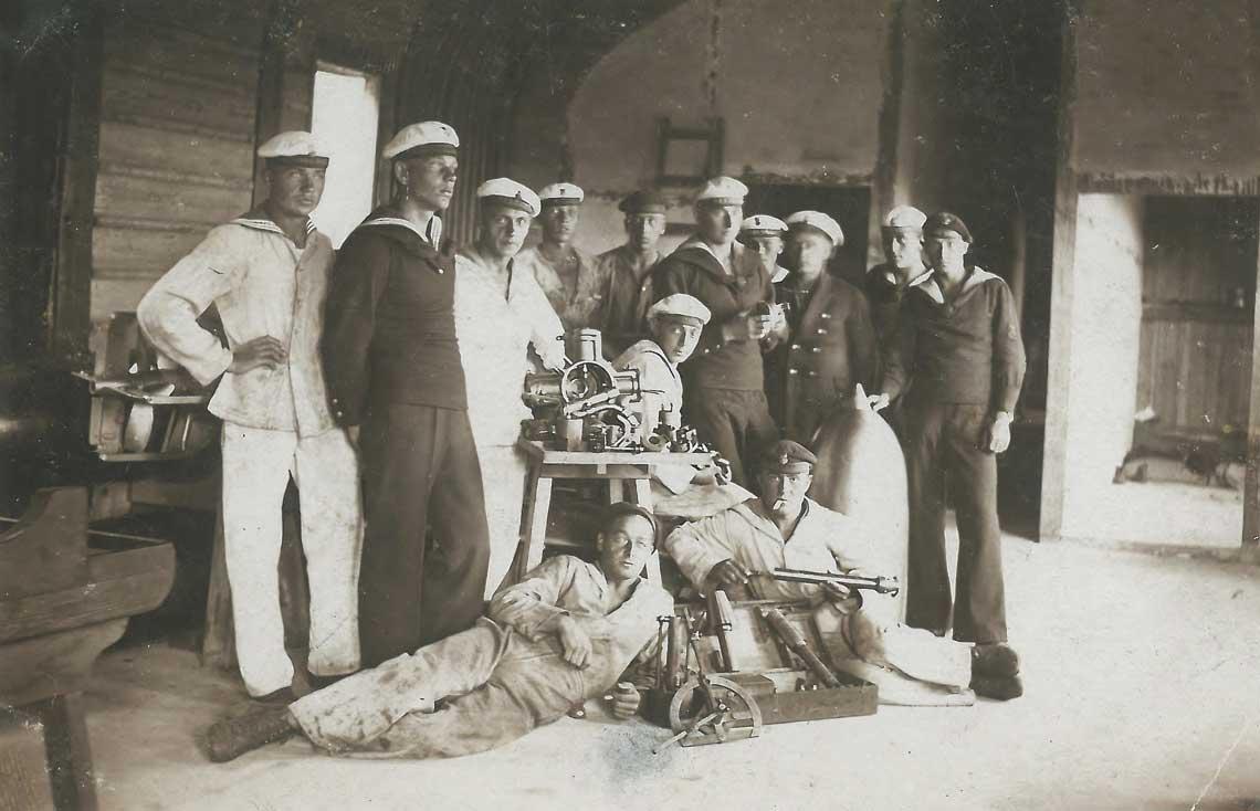 Torpedy Polskiej Marynarki Wojennej 1924-1939 cz.2. Taktyka i szkolenie